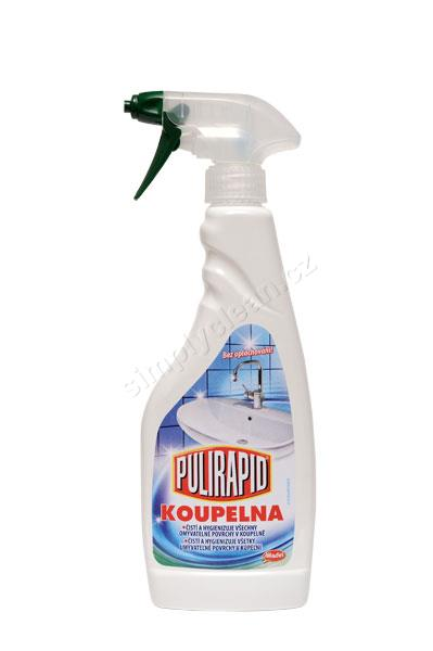 Pulirapid KOUPELNA, 500 ml